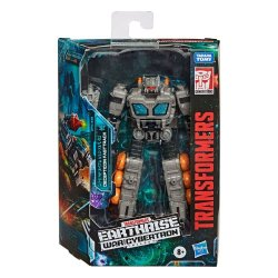 Transformers: Generations War for Cybertron: Earthrise: Deluxe - Fast Track