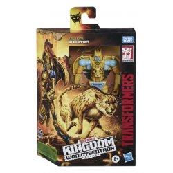 Transformers Generations War for Cybertron: Kingdom: Deluxe - Cheetor