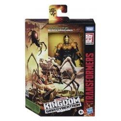 Transformers Generations War for Cybertron: Kingdom: Deluxe - Blackarachnia