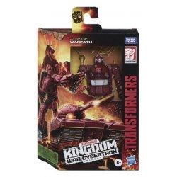 Transformers Generations War for Cybertron: Kingdom: Deluxe - Warpath