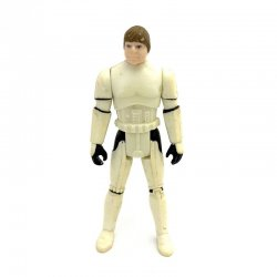 Star Wars: Power Of The Force - Luke Skywalker (Imperial Stormtrooper Outfit)