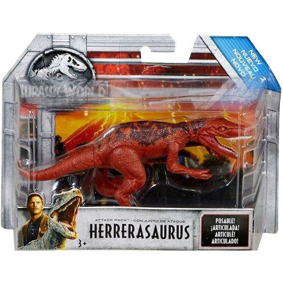 Jurassic World: Fallen Kingdom Attack Pack – Herrerasaurus