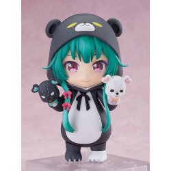 Kuma Kuma Kuma Bear Nendoroid Action Figure Yuna 10 cm