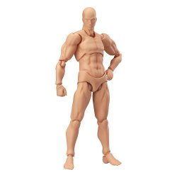 Original Character archetype Figma Action Figure Next: He - Flesh Color Ver. 14 cm
