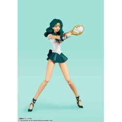 Sailor Moon S.H. Figuarts Action Figure Sailor Neptune Animation Color Edition 15 cm