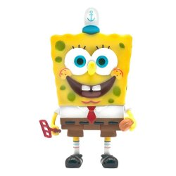 SpongeBob SquarePants ReAction Action Figure SpongeBob 10 cm