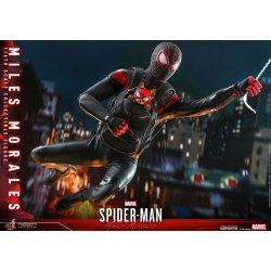Marvel's Spider-Man: Miles Morales Video Game Masterpiece Action Figure 1/6 Miles Morales 30 cm