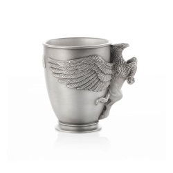 Harry Potter Pewter Collectible Espresso Mug Hippogriff