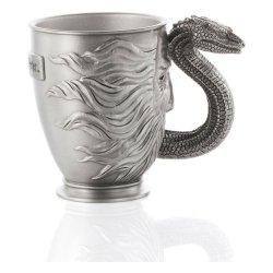 Harry Potter Pewter Collectible Espresso Mug Basilisk