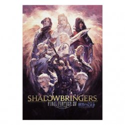 Final Fantasy XIV: Shadowbringers Jigsaw Puzzle Nightfall (1000 pieces)