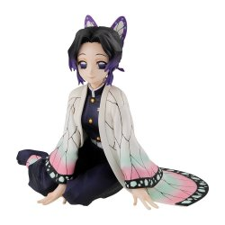 Demon Slayer Kimetsu no Yaiba G.E.M. PVC Statue Shinobu Kocho Palm Size Edition 9 cm
