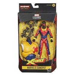 Marvel Legends: Deadpool - Marvel's Sunspot