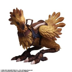 Final Fantasy XI Bring Arts Action Figure Chocobo 18 cm