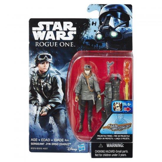 Star Wars: Rogue One - Sergeant Jyn Erso (Eadu)