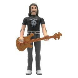 Motorhead ReAction Action Figure Lemmy 10 cm