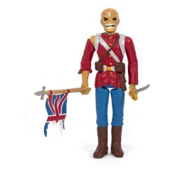 Iron Maiden ReAction Action Figure The Trooper 10 cm