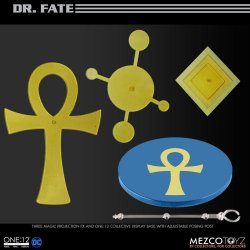 DC Comics Action Figure 1/12 Dr. Fate 16 cm