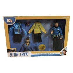 Star Trek TOS Action Figure Spock Gift Set 20 cm