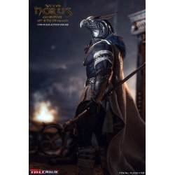Horus Guardian of Pharaoh Action Figure 1/6 Silver Edition 31 cm