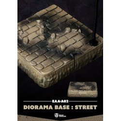 Egg Attack Action Diorama Base Street