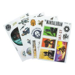 Star Wars The Mandalorian Gadget Decals The Mandalorian