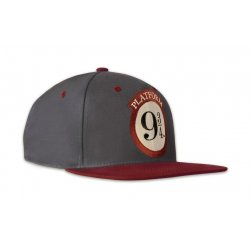 Harry Potter Snapback Cap Platform 9 3/4