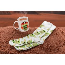 Star Wars The Mandalorian Mug & Socks Set The Child