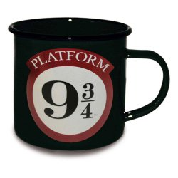 Harry Potter Enamel Mug Platform 9 3/4