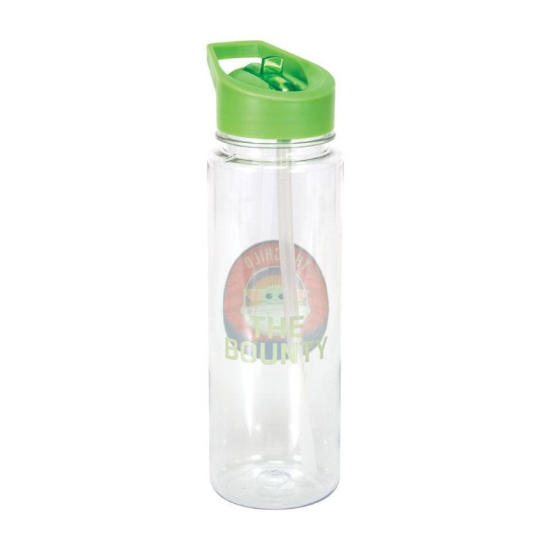 Star Wars The Mandalorian Water Bottle The Child