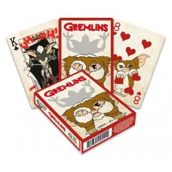 Gremlins Playing Cards Cartoon