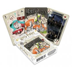 Harry Potter Playing Cards Locations