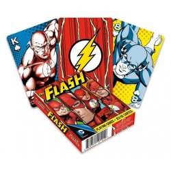 DC Comics Playing Cards Flash