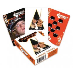 A Clockwork Orange Playing Cards Movie