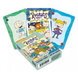 Rugrats Playing Cards Cartoon