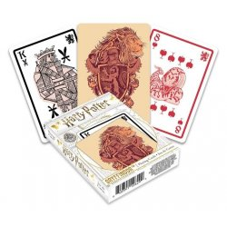 Harry Potter Playing Cards Gryffindor