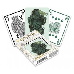 Harry Potter Playing Cards Slytherin