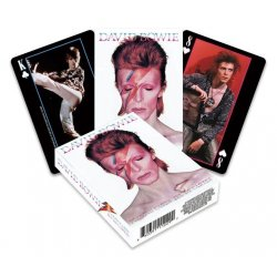David Bowie Playing Cards Pictures