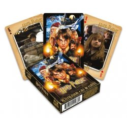 Harry Potter Playing Cards Harry Potter and the Sorcerer's Stone