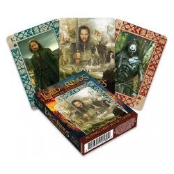 Lord of the Rings Playing Cards Heroes and Villains