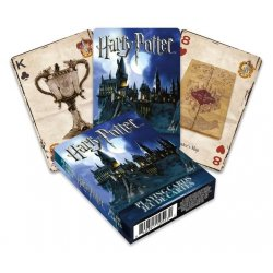 Harry Potter Playing Cards Wizarding World