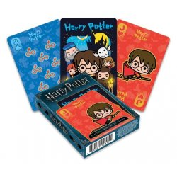 Harry Potter Playing Cards Chibi