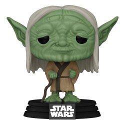 Star Wars Concept POP! Star Wars Vinyl Figure Yoda 9 cm