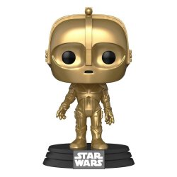 Star Wars Concept POP! Star Wars Vinyl Figure C-3PO 9 cm