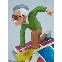 Marvel Designer Series Vinyl Statue The Marvelous Stan Lee by Gabriel Soares 23 cm