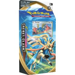 Pokémon TCG Sword & Shield Rebel Clash Deck - Zacian