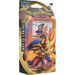 Pokémon TCG Sword & Shield Rebel Clash Deck - Zanazenta