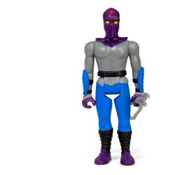 Teenage Mutant Ninja Turtles ReAction Action Figure Foot Soldier 10 cm