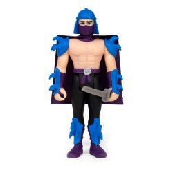 Teenage Mutant Ninja Turtles ReAction Action Figure Shredder 10 cm