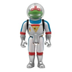Teenage Mutant Ninja Turtles ReAction Action Figure Space Cadet Raphael 10 cm