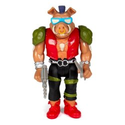 Teenage Mutant Ninja Turtles ReAction Action Figure Bebop 10 cm